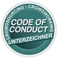 Unterzeichner des Code of Conduct: Fairness wird bei content.de groß geschrieben!