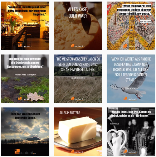 Folge nun content.de auf seinem Instagram-Account.