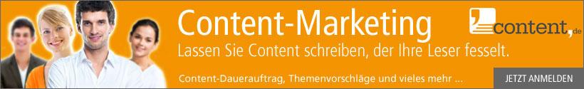 Fesselnde Texte für Ihr Content-Marketing