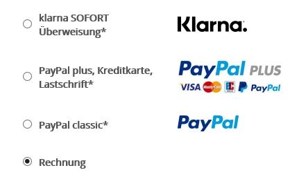 Transaktionskonto bei content.de aufladen.