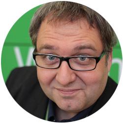 Geschäftsführer Roland Fricke - beauty24