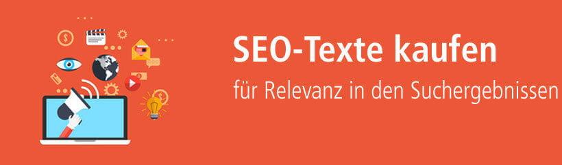 Seo Texte über content.de kaufen